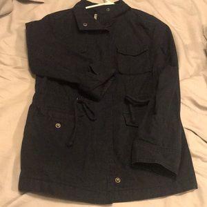 Old navy field jacket
